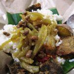 jual gudeg suroboyan nasi liwet alami siap melayani pesanan area surabaya with zainal WA 089678355850