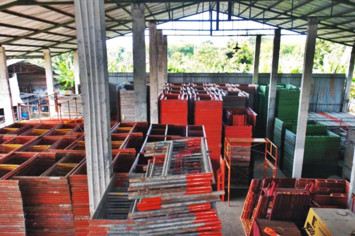 Jual dan Sewa Scaffolding Kutai Kartanegara
