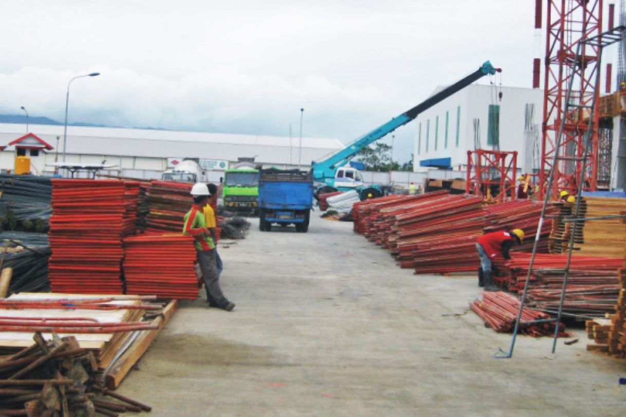 Jual dan Sewa Scaffolding Surabaya Murah