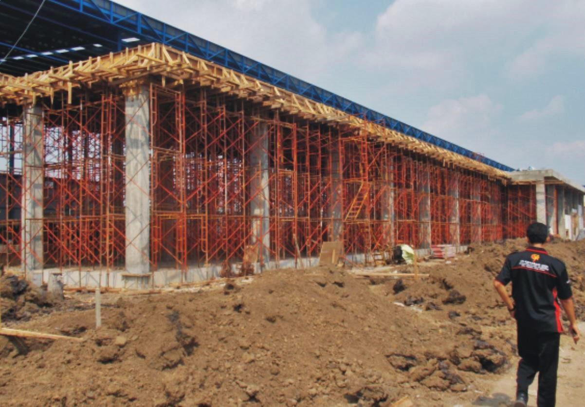 Jual dan Sewa Scaffolding Jawa, Kalimantan Murah