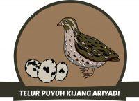 Logo Telur puyuh kijang