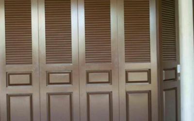 Jual Rolling Door kayu di lapung