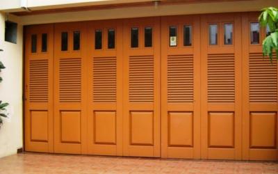 Jual & Harga Rolling Door kayu di lampung